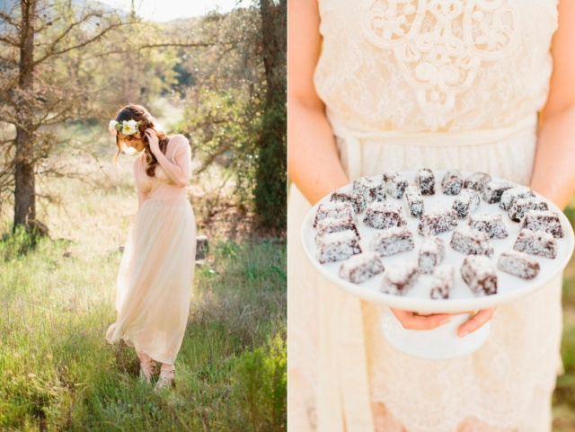 lovely-event boho wedding tarta